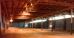 60,000 sq. ft., 13 acres Industrial w/ Rail – Sale or Lease