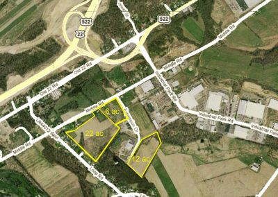 Mifflin County Industrial Park 27 Acres KOZ