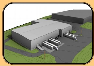 New 55,000 SF Warehouse/Industrial Building in Milton, PA